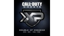 call of duty ghosts double Xp