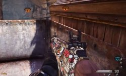 Call of Duty Ghosts Goldrush head