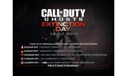 Call of Duty Ghosts journe?e vendredi 13