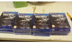 call of duty ghosts mise en vente