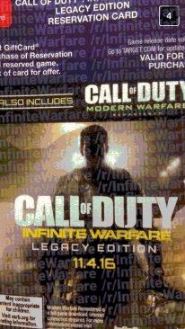 Call of Duty Infinite Warfare 27 04 2016 leak