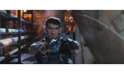 Call of Duty Infinite Warfare Michael Phelps head