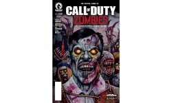 Call of Duty Zombies cover art comics