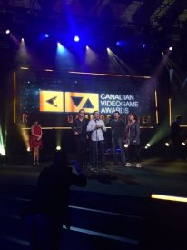 Canadian Videogame Awards 2015 Ubisoft Quebec