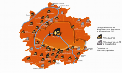 carte 4g paris septembre 2013