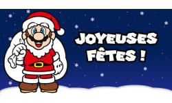 Carte de voeux Noel 2014 Nintendo