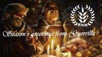 Cartes Voeux Noel 2014 Guerrilla