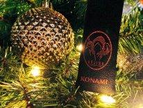 Cartes Voeux Noel 2014 Konami