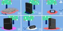 Cartes Voeux Noel 2014 PlayStation bis