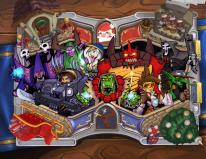 Cartes Voeux Noel 2014 Warcraft