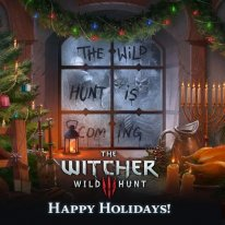 Cartes Voeux Noel 2014 Witcher