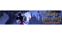 Castle of Illusion Starring Mickey Mouse banniere
