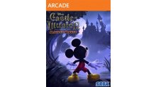 Castle of Illusion Starring Mickey Mouse jaquette