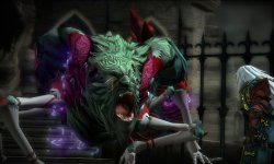 castlevania lords shadow mirror fate hd screenshot  (5)