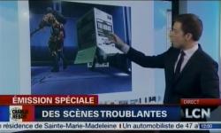 Charlie Hebdo otage Metal Gear Solid
