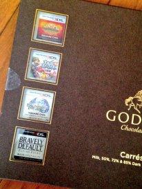 Chocolat rangement 3DS 2
