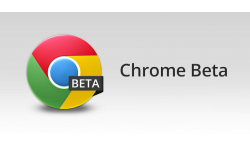 chrome beta head