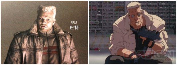 CINEMA   Ghost in the Shell  les premières images de la Section 9 avec Scarlett Johansson ont fuité (2)