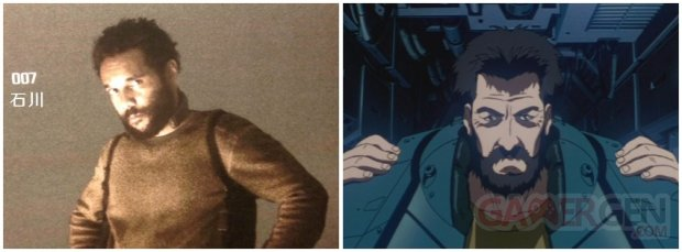 CINEMA   Ghost in the Shell  les premières images de la Section 9 avec Scarlett Johansson ont fuité (5)