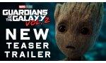 CINEMA - Les Gardiens de la Galaxie Vol. 2 : une seconde bande-annonce avec un mignon Bébé Groot