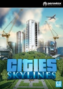 cities skylines cover jaquette pc