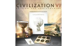Civilization VI collector 25e anniversaire