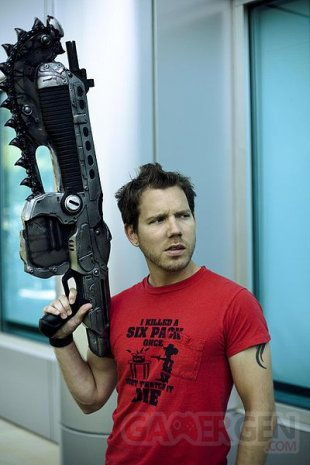 Cliff Bleszinski phil fish