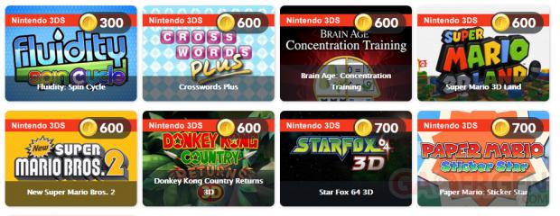 club nintendo pieces echange jeux 3ds