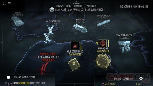 cod call of duty advanced warfare app compagnon  (1)