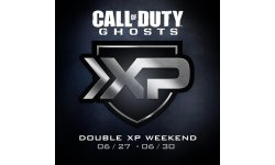 CoD Ghosts Double XP Juin