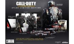 Collector Call of Duty Advanced Warfare Atlas Limited Edition
