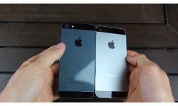 comparaison iphone 5 iphone 5s coque