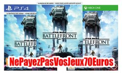 Comparatif Battlefront