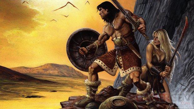 Conan the Barbarian 2