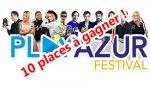 CONCOURS - 10 places à gagner pour le PlayAzur Festival (18 et 19 février) et rencontrer les 70 YouTubeurs présents