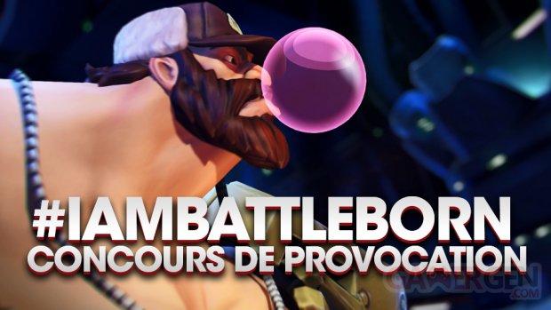 Concours Battleborn