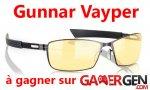 concours qui sont gagnants deux paires lunettes gunnar vayper onyx amber