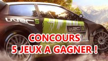 concours WRC 5 bigben interactive