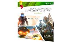 concours Xbox France E3 2014