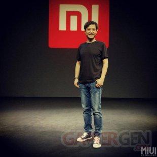 conference Xiaomi Lei Jun
