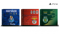 Consoles PS4 club portugais