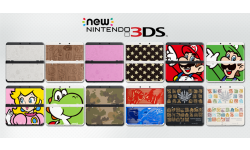 Coque New Nintendo 3DS lancement FR