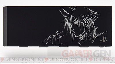 Coque PS4 Final Fantasy VII (Cloud) Exemplaire unique Coque-ps4-collector-1_09019000E100793574