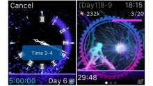 Cosmos Rings Square Enix RPG Apple Watch Gameplay 1