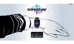 Cosmos Rings Square Enix RPG Apple Watch