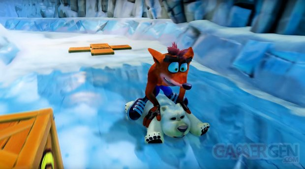Crash Bandicoot N. Sane Trilogy images
