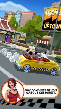 Crazy Taxi City Rush 01 08 2014 screenshot 2.
