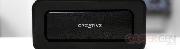 Creative Sound Blaster Roar 2 Enceinte Sans Fil Bluetooth TeraBass NFC Test Note Avis Review Image Photo Présentation GamerGen com Clint001 Bannière