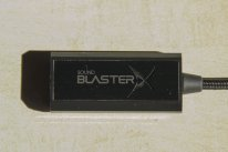 Creative Sound BlasterX G1 Carte son USB portable 7 1 PC Ps4 Test Note Avis Review photos GamerGen Clint008 (7)