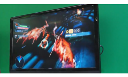 crimson dragon video gameplay off screen tgs 2013